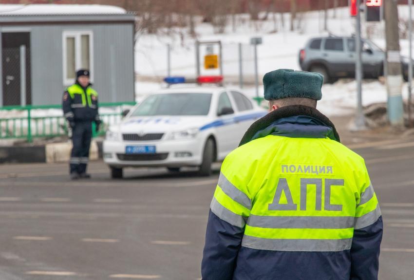 В России появится база данных активных нарушителей ПДД