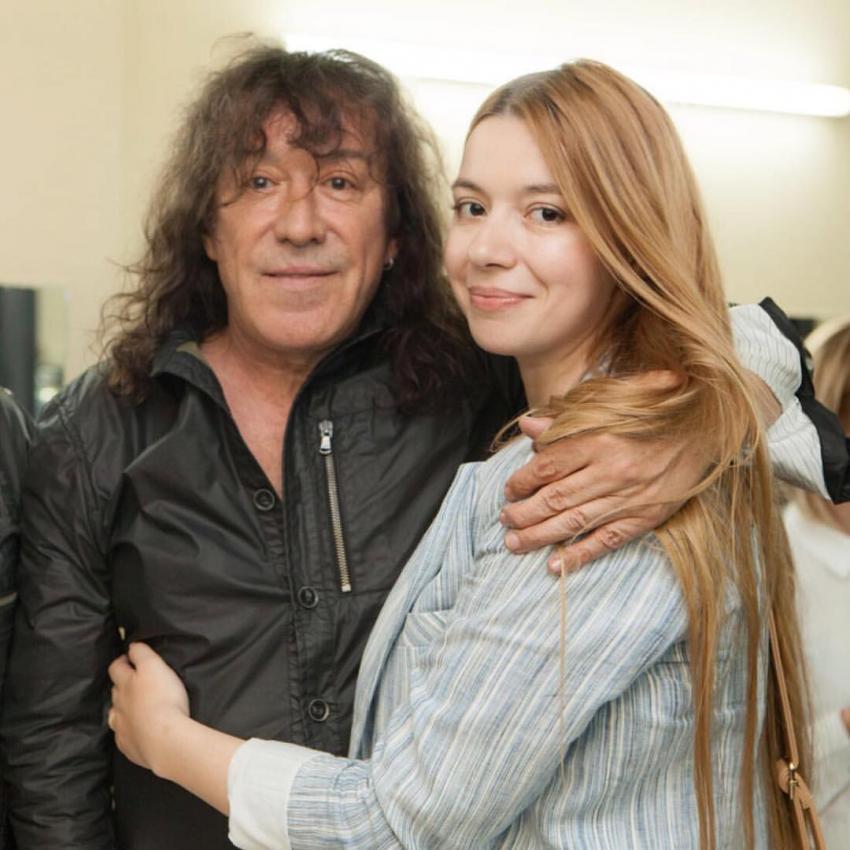 Дочь Владимира Кузьмина рассказала о личной жизни отца