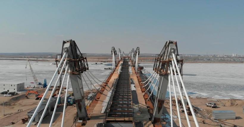 Компания Руслана Байсарова достраивает мост в будущее