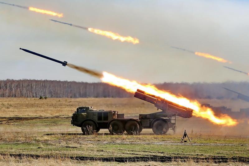 Российские артиллеристы испытали новый способ ведения боя