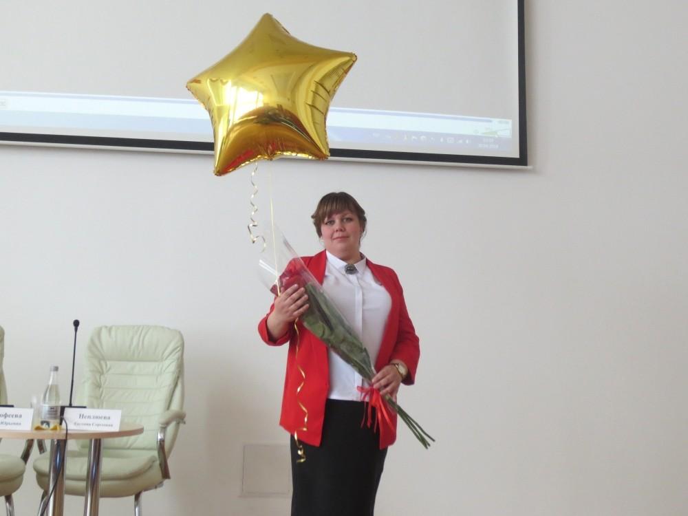 Лучший воспитатель Липецкой области работает в Грязях
