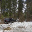 В Афансьевском районе бесправник на «Ниве» улетел в кювет: госпитализирована 17-летняя пассажирка