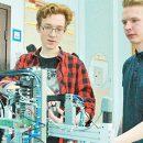 Липецкие механотроники готовятся к финалу чемпионата «Молодые профессионалы»