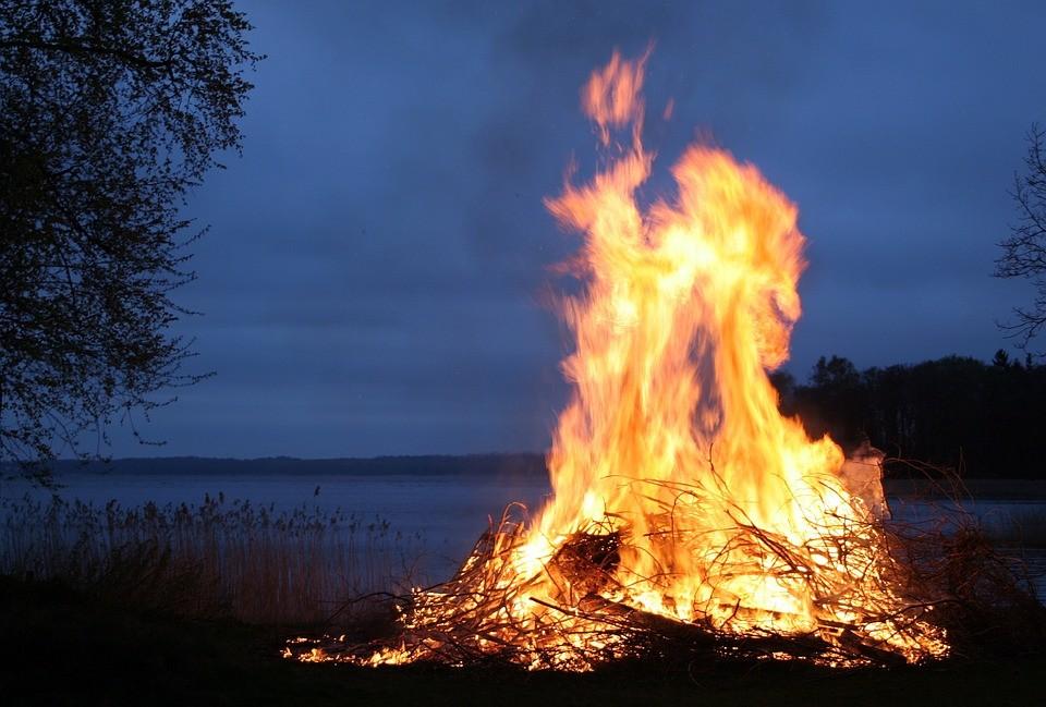 В Липецке введен особый противопожарный режим