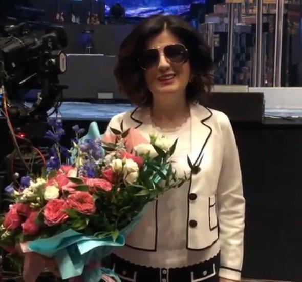 Диана Гурцкая, комментируя скандал вокруг дочери Алсу, сравнила ее с Кристиной Орбакайте