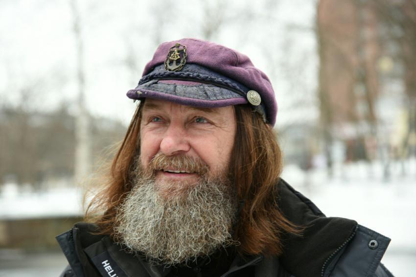 Из-за погодных условий Федор Конюхов временно прервал свое путешествие