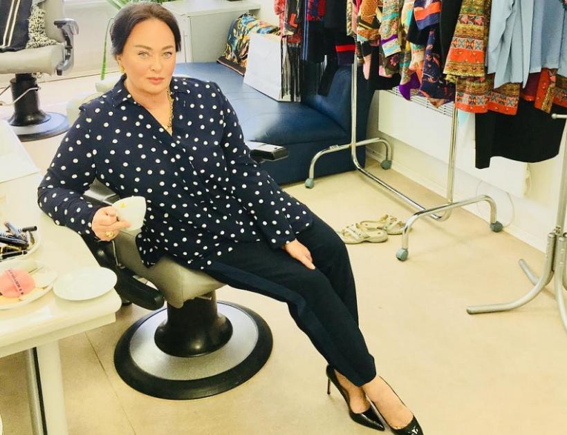 Лариса Гузеева ответила на критику относительно лишнего веса