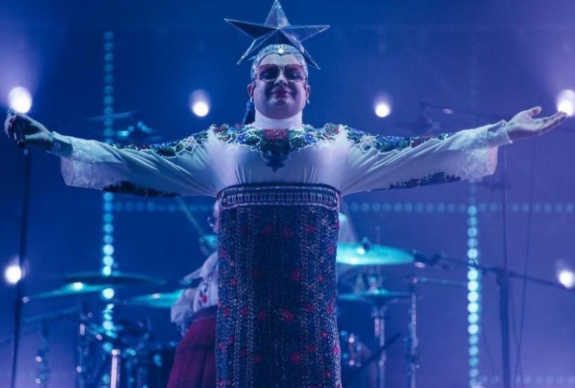 Верка Сердючка готовится к выступлению на «Евровидении-2019»