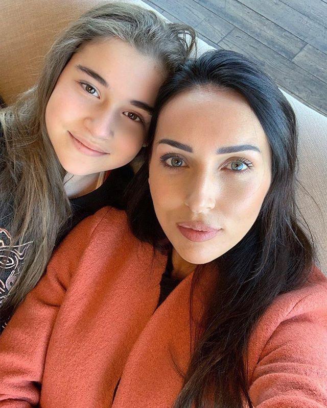 Дочь Алсу Микелла Абрамова намерена продолжить карьеру певицы