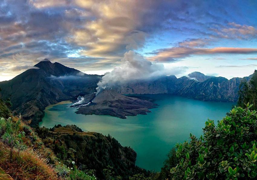 Остров Ломбок в Индонезии назван одним из лучших в мире