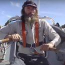 Федор Конюхов первым в мире переплыл южную часть Тихого океана за 154 дня на веслах