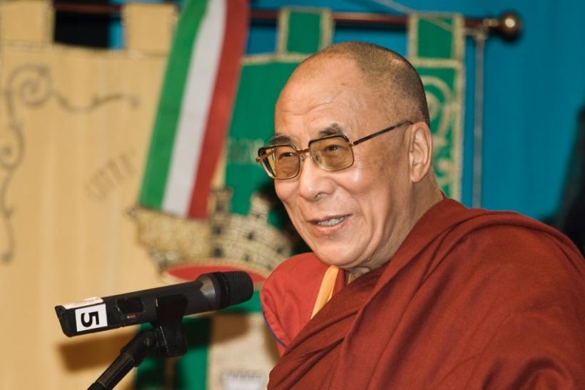 Далай-Лама рассказал, как сделать мир лучше