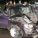На ул. Вильямса в Туле в массовое ДТП попали пять машин
