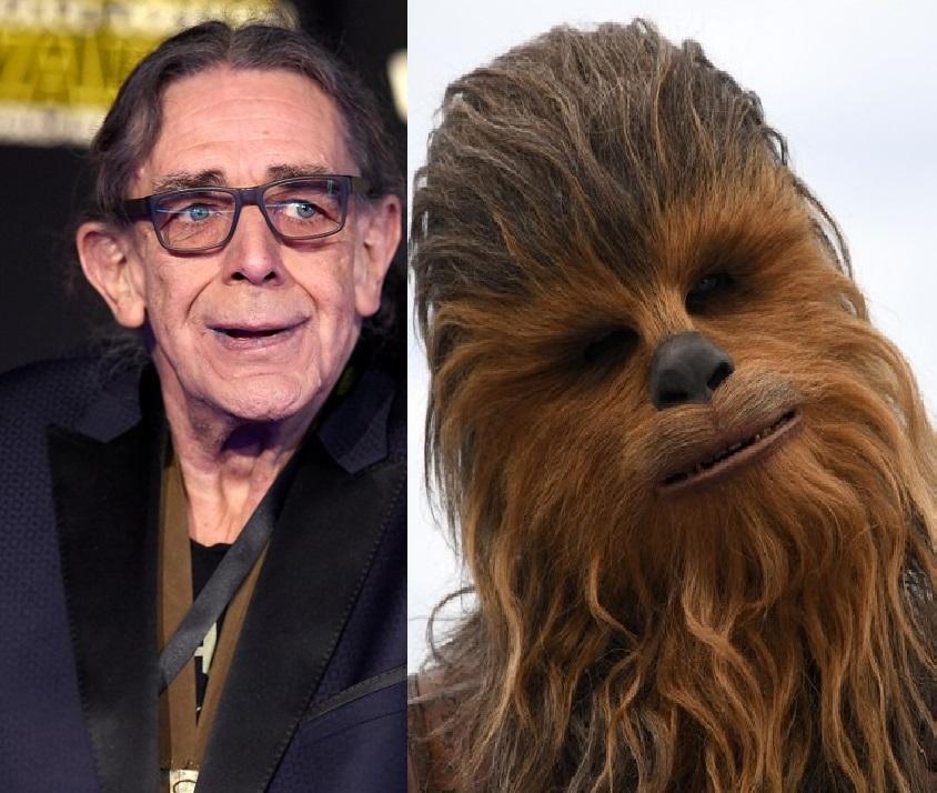 В США умер актер, сыгравший Чубакку в «Звездных войнах»