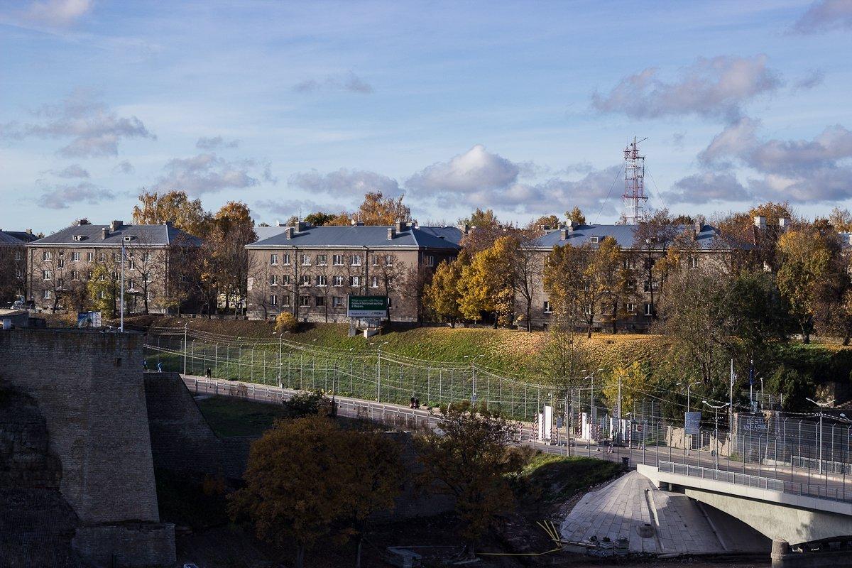 Власти Эстонии предъявили территориальные претензии к России