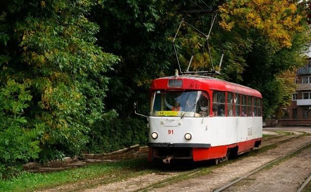 4 и 5 мая в Туле изменится схема движения трамваев