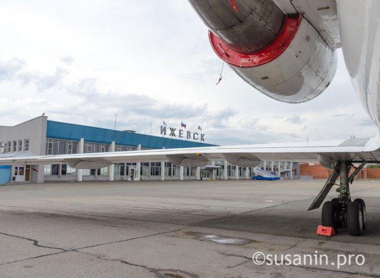 «Аэрофлот» отменил еще один рейс в Ижевске