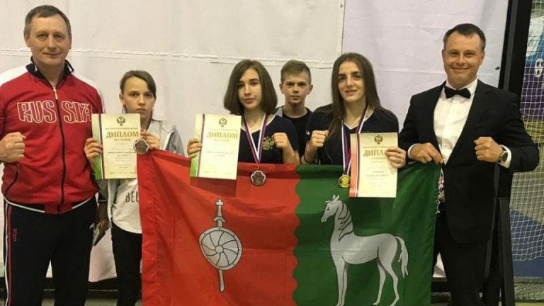 Липчанка стала чемпионкой России по Сават