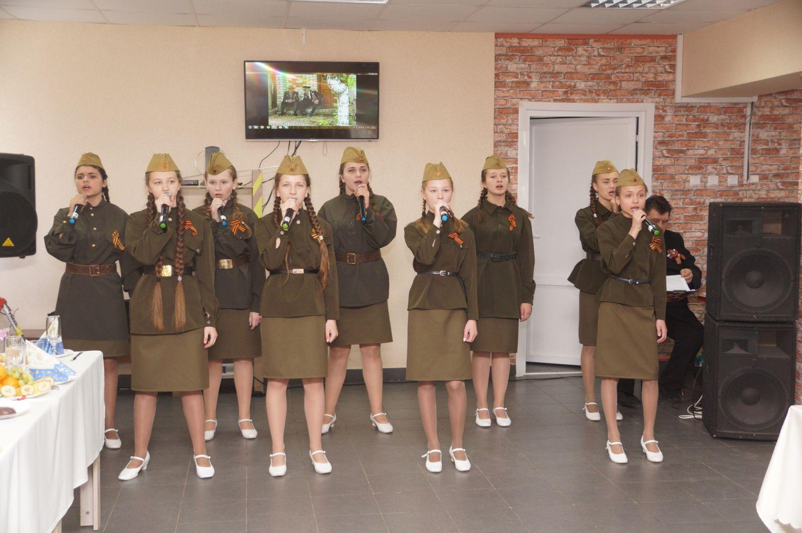 Привал собрал задонских ветеранов