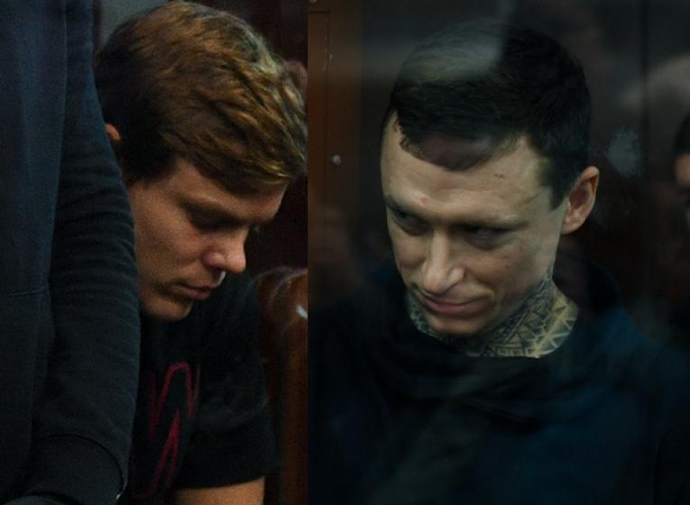 Суд приговорил Мамаева и Кокорина к реальным срокам
