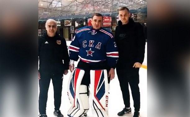 Алексей Дюмин, Гурам Аджоев и Артём Дзюба поздравили «Арсенал» и «Зенит»: видео