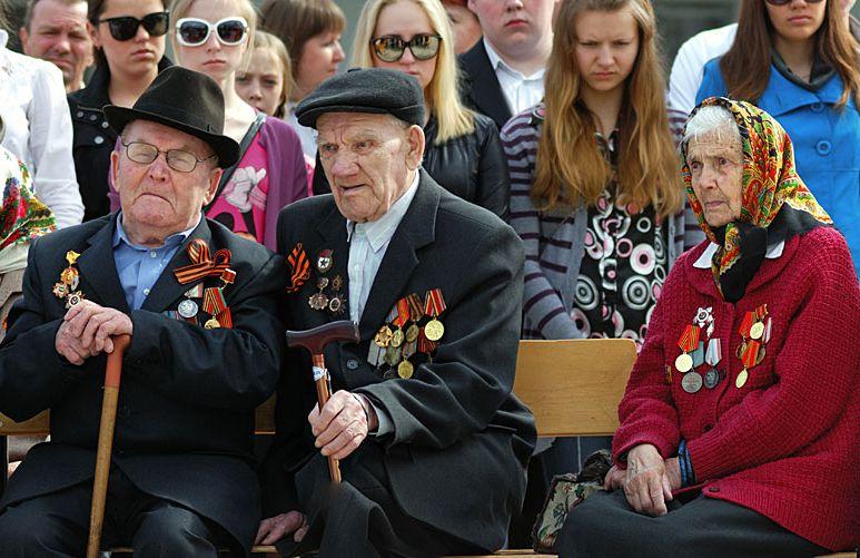 Минтруд назвал число ветеранов Великой Отечественной в России