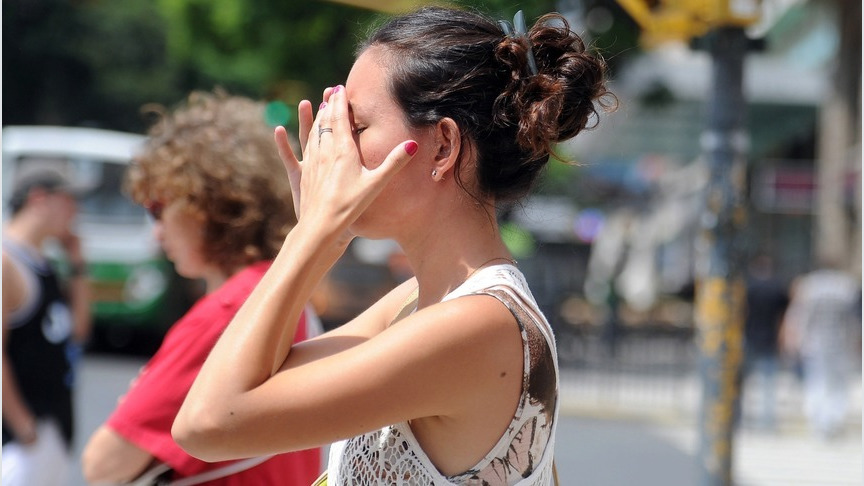 В Роспотребнадзоре рассказали, как защититься от жары