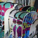Аренда сноубордов, лыж в Сочи