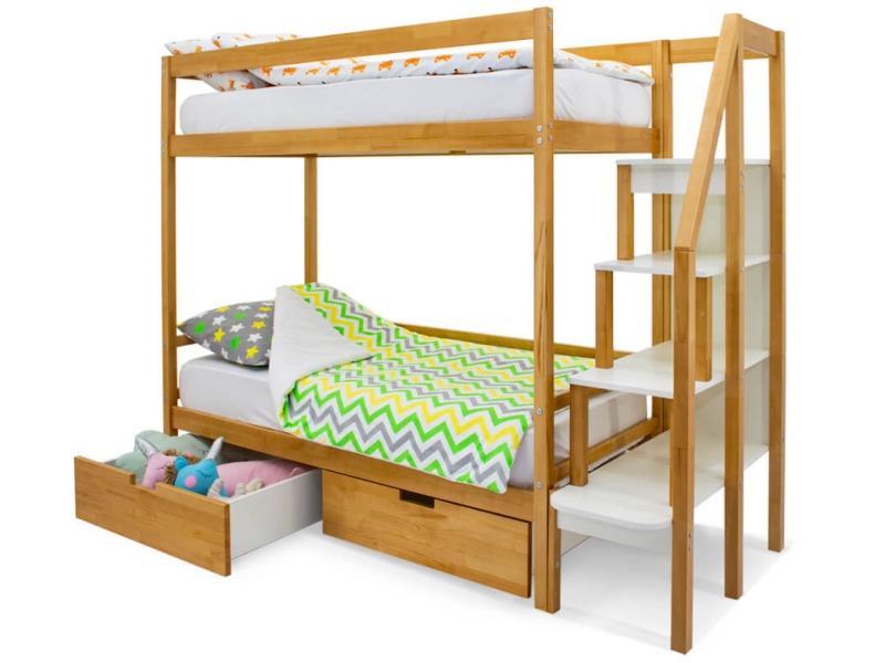Приобрести отличную двухъярусную кровать