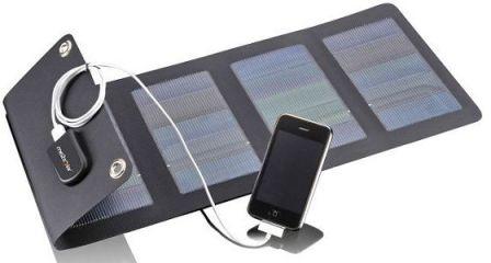 Солнечные зарядные устройства в магазине SolPower и их преимущества