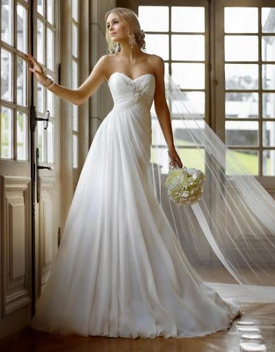 Качественные, красивые и недорогие свадебные платья в Москве