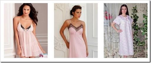 Большой выбор красивых и качественных женских ночных сорочек